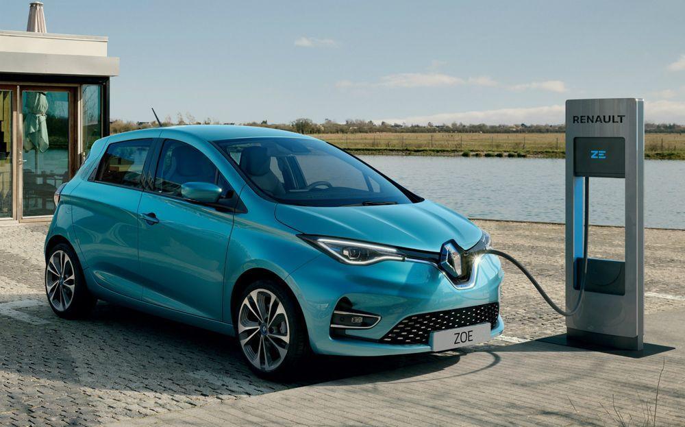 Anda boleh dapatkan Renault Zoe yang terpakai melalui Comos