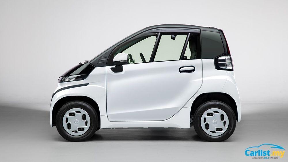 2020 Toyota C+Pod BEV Exterior