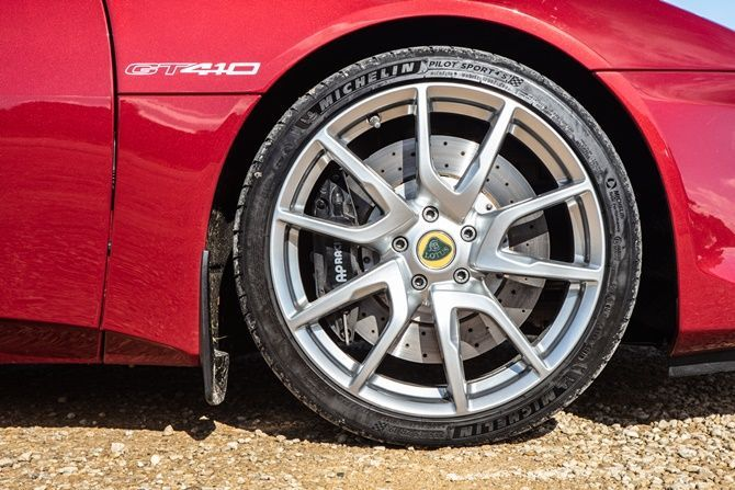 Lotus To Completely Refresh Its Lineup This Summer Thanks To Geelys Financing Side View