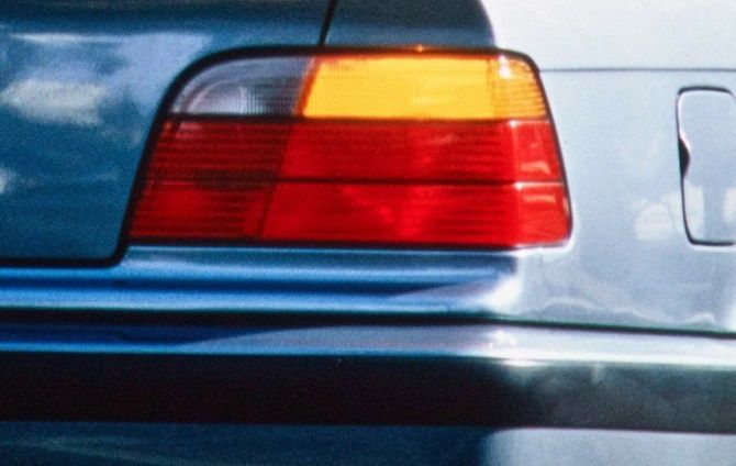 Car Culture JDM Is Not What It Used To Be BMW E36 Tail Light