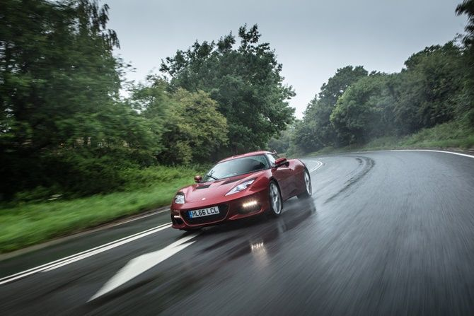 Lotus To Completely Refresh Its Lineup This Summer Thanks To Geelys Financing Evora Rain