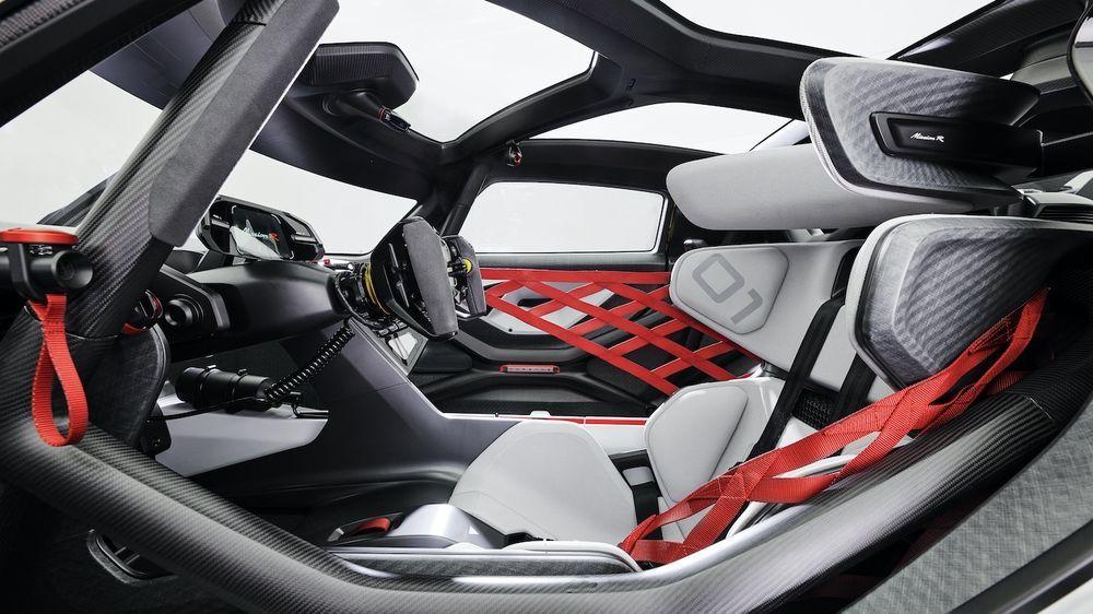 2021 Porsche Mission R Concept - IAA