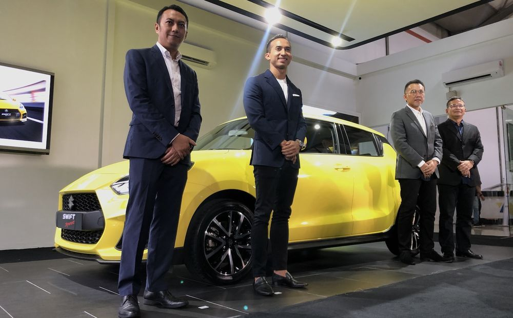 2021 Suzuki Swift Sport - Launch