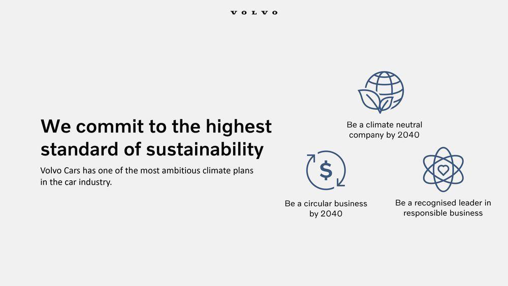 Volvo Sustainability Malaysia 2021