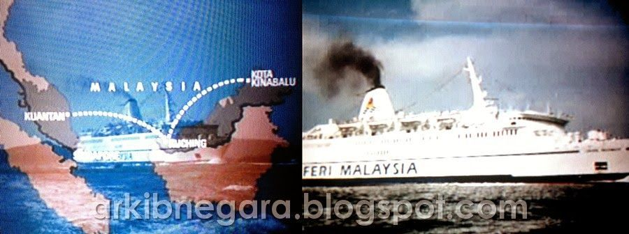 Feri Malaysia,semenanjung,sabah,sarawak,cruise muhibah