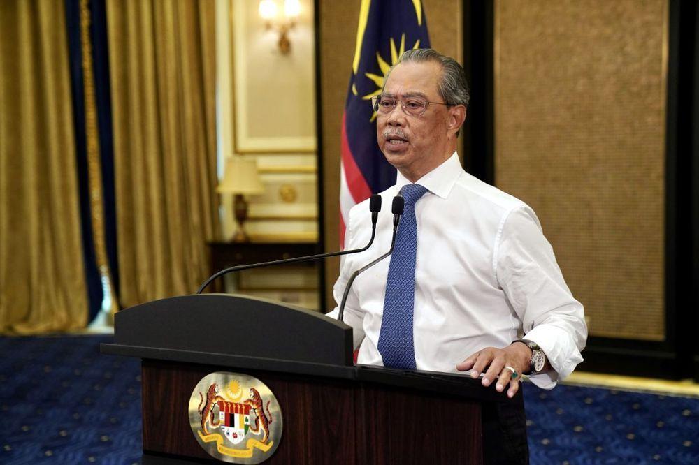 PM of Malaysia TSMY PERMAI