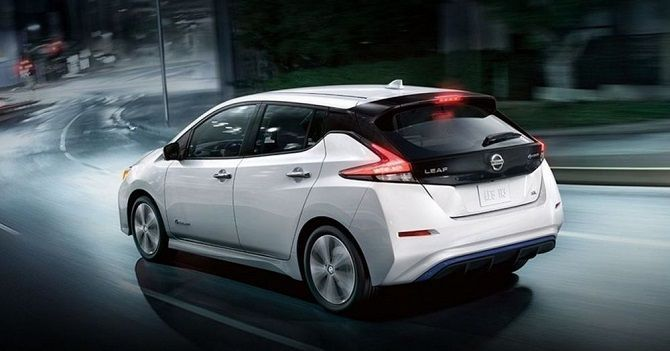 Department of Environment Makes Scrapping Abandoned Cars Easy Clean Nissan Leaf