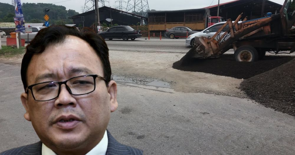 Timbalan Menteri Kerja Raya,Datuk Eddin Syazlee Shith,JKR