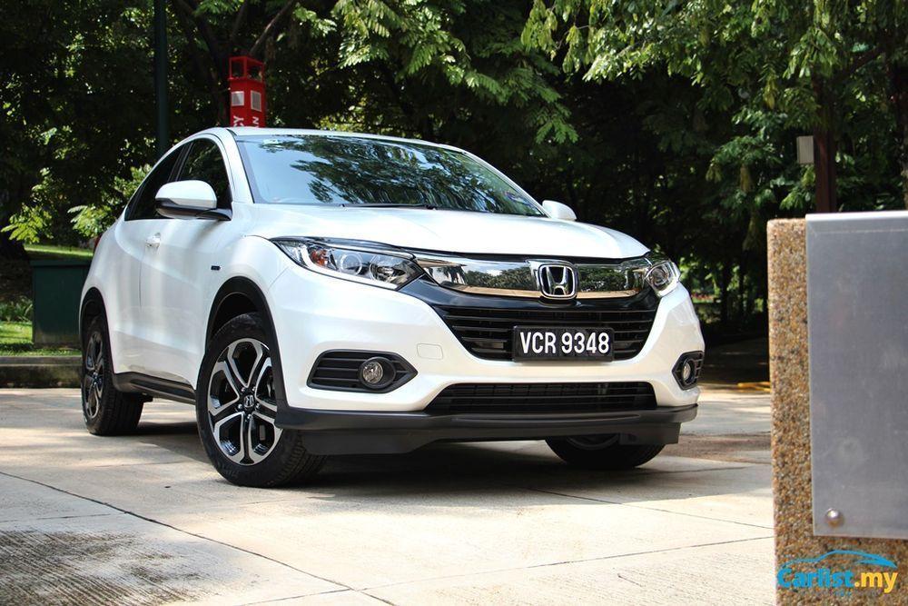 Honda HR-V,hibrid,Malaysia,suv