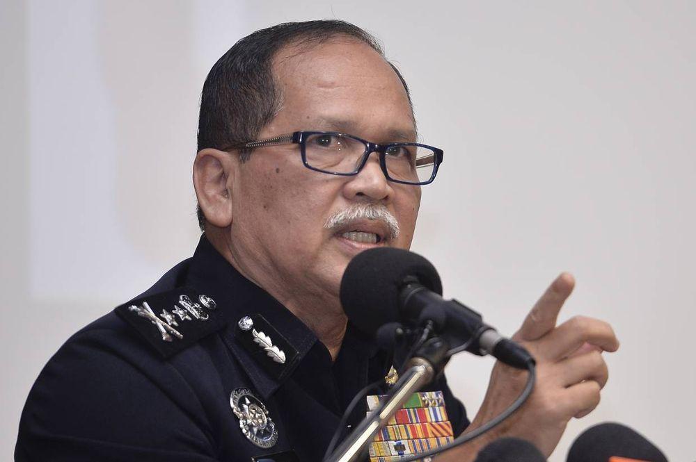 Datuk Azisman Alias,PDRM