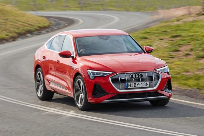 Electric Vehicles Incentives Double In Germany As Expected Audi E Tron