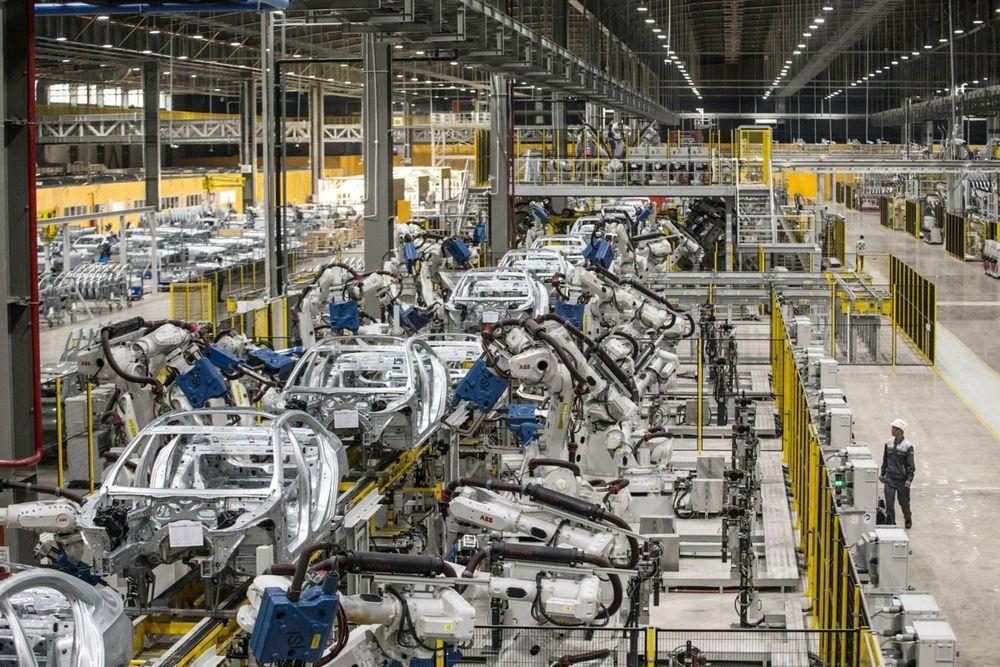 2021 Vinfast Factory