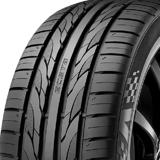 The Best All-Weather Tyres You Can Buy Here Kumho Ecsta PS31 Tread