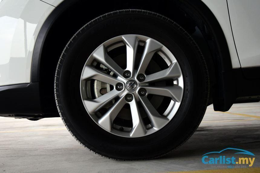 iCarData T32 Nissan X-Trail Sport Rims
