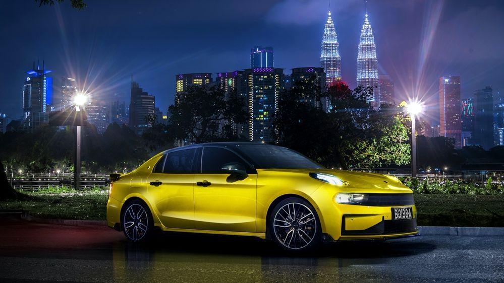 2019 Lynk & Co 03 - Kuala Lumpur