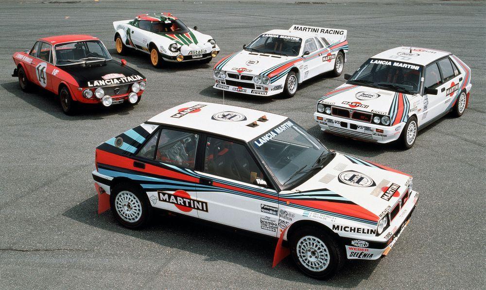 Lancia in Motorsport