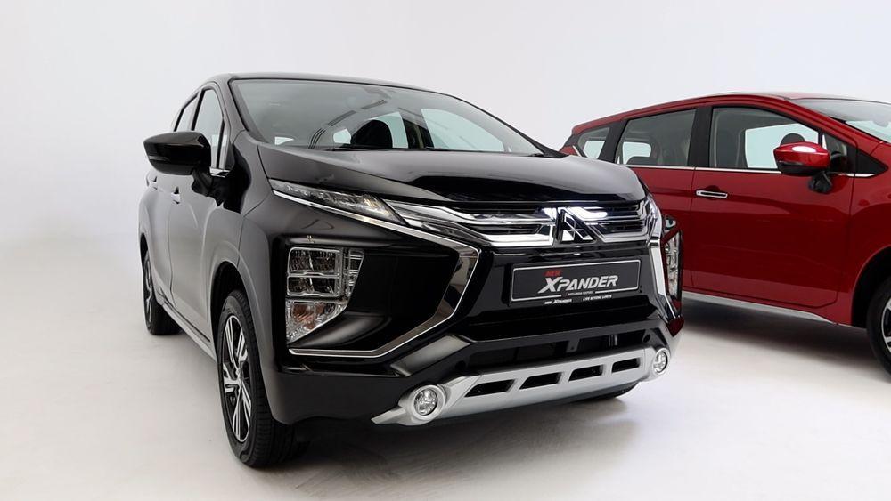 2020 Mitsubishi XPANDER front view