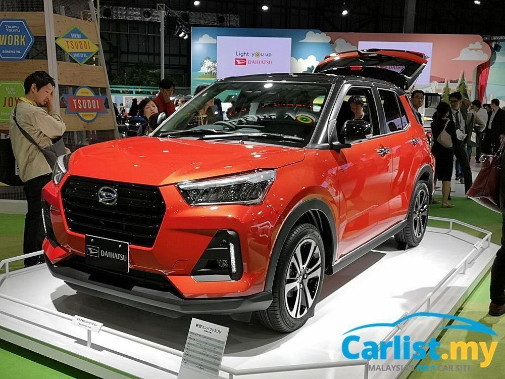 2021 Toyota Raize/Daihatsu Rocky