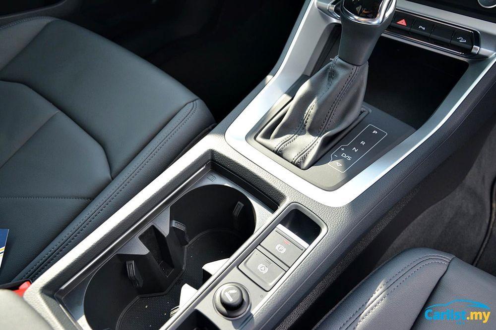 2020 Audi Q3 1.4L TFSI Transmission