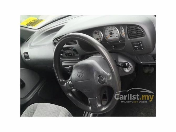 The Best First Car Perodua Kelisa Buying Guide Dashboard