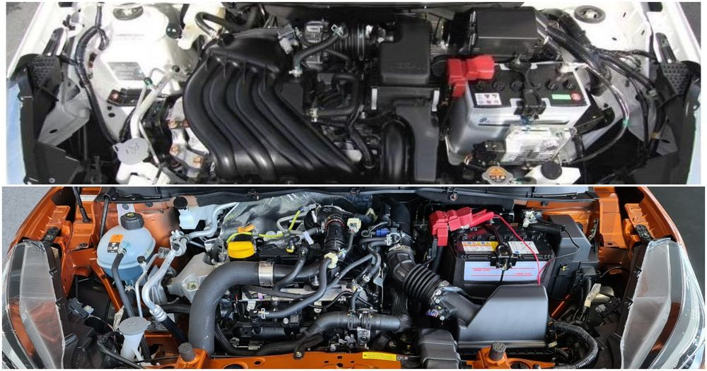 Nissan Almera Engine