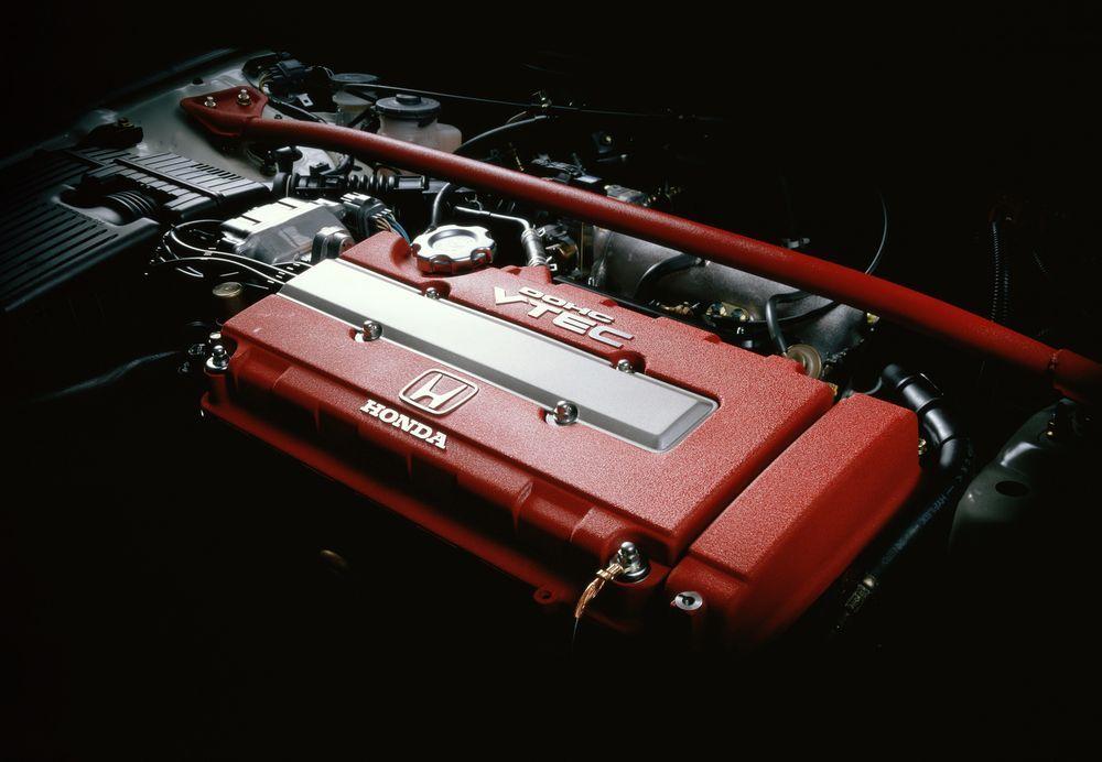 Honda B16B VTEC Engine