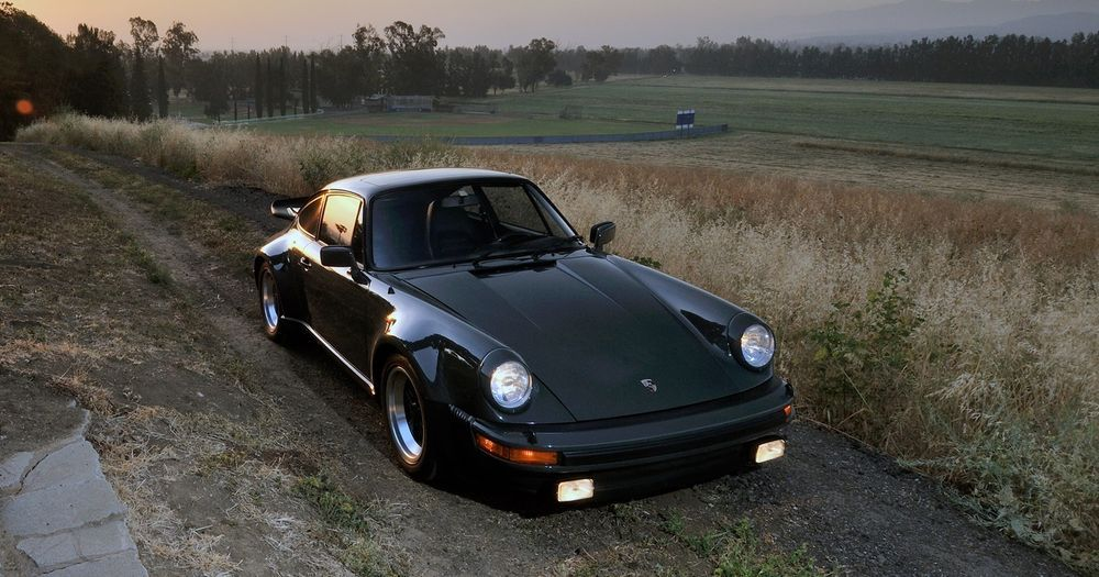 Porsche (930) 911 Turbo