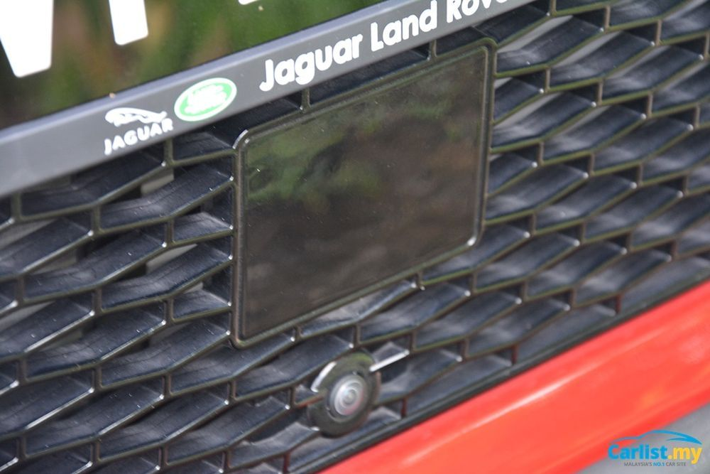 2020 Land Rover Discovery Sport 2.0L R Dynamic optical sensor