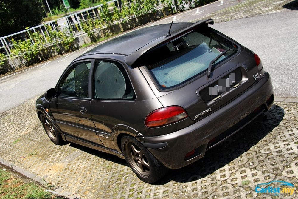 C99 Proton Satria GTI