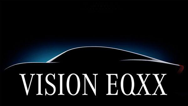 2020 Mercedes-Benz Vision EQXX