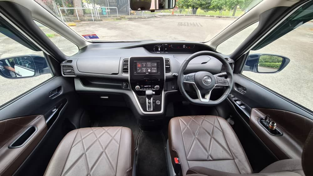 Nissan Serena J Impul Spacious and Airy