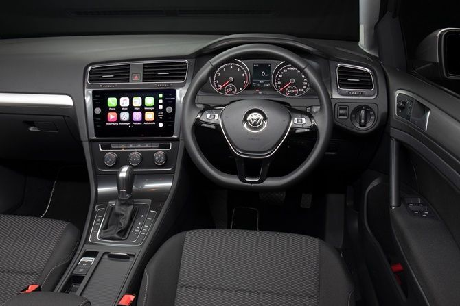 How Different Are Cars Sold Here From Other Countries Volkswagen Golf Interior