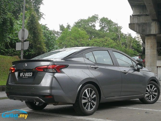 Review 2020 Nissan Almera Leaps And Bounds Rear Three Quarter