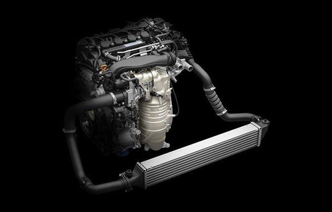2020 Honda Civic vs 2020 Toyota Corolla Engine