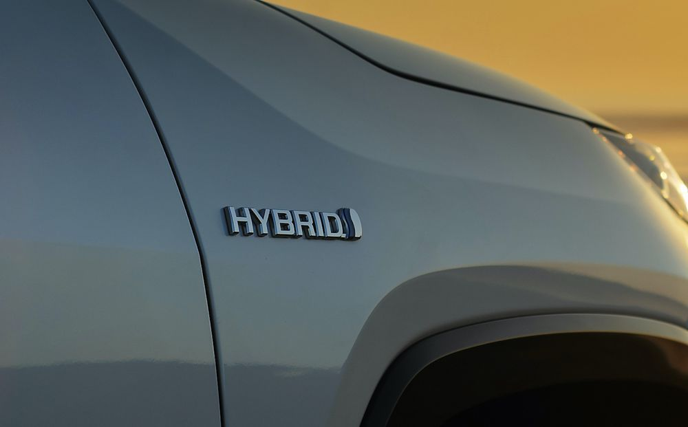 Toyota Hybrid Drive