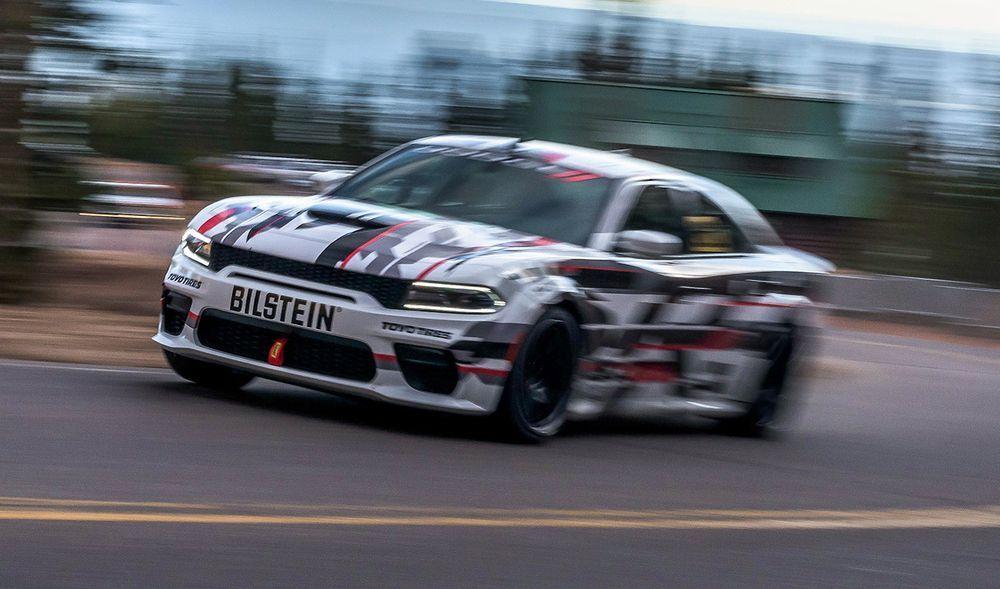 Dodge Charger Bilstein Pikes Peak