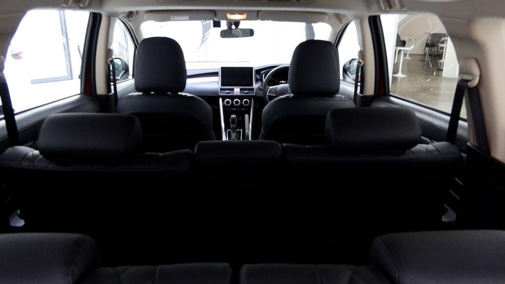 2020 Mitsubishi XPANDER cabin space