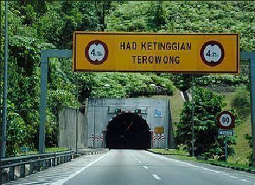 Menora Tunnel Ipoh