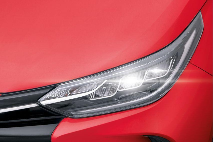 Toyota Vios 2020 LED Headlights