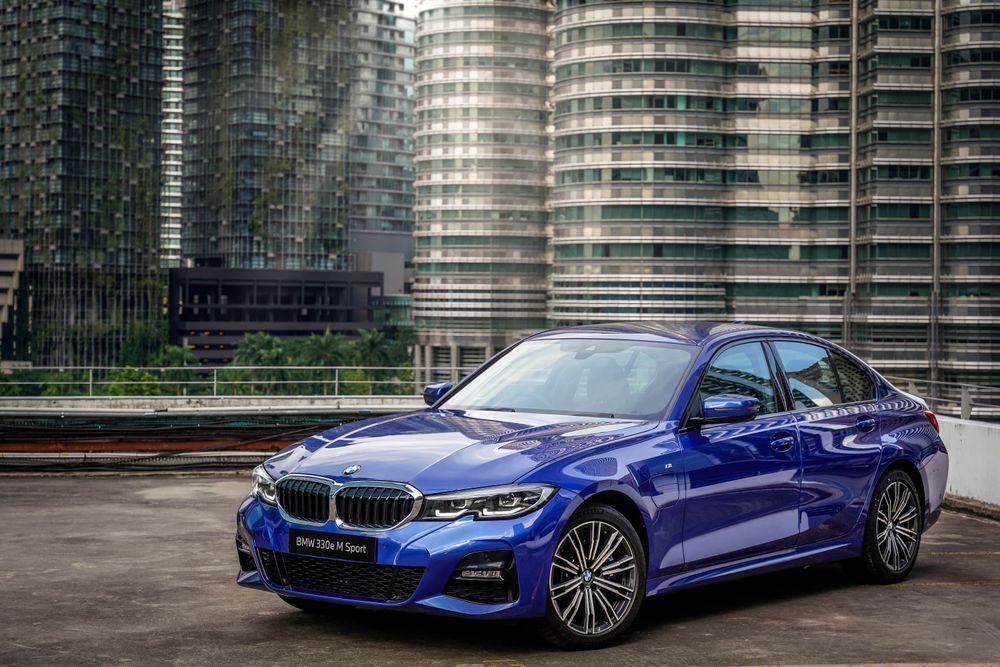 BMW G20 330e M Sport launch Malaysia