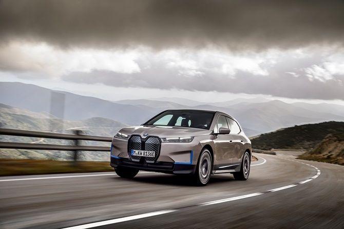 2021 BMW iX Next