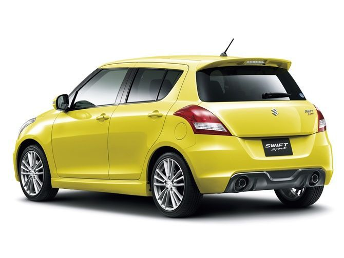 If You Could Only Have One Fun All Rounder Cars Suzuki Swift Sport