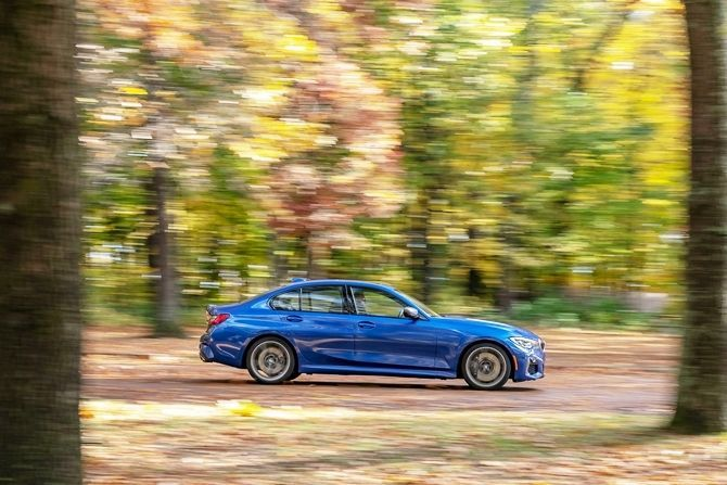 Higher RON Fuel Helps No Matter What BMW 3 Series