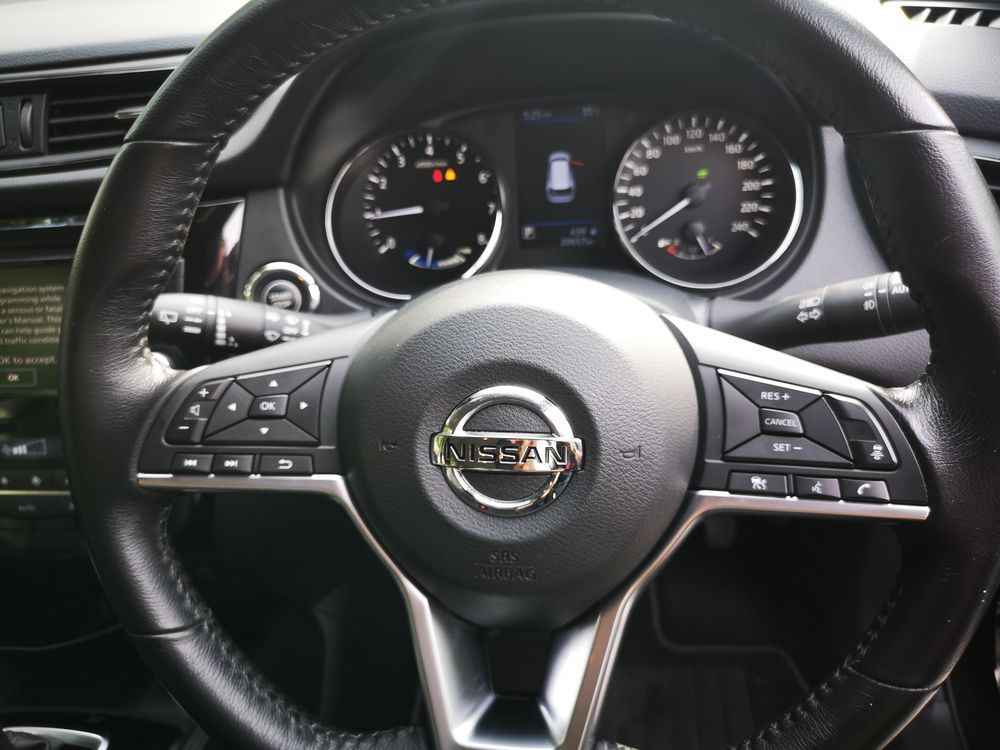 Nissan X-Trail Hybrid 2.0 Steering Column