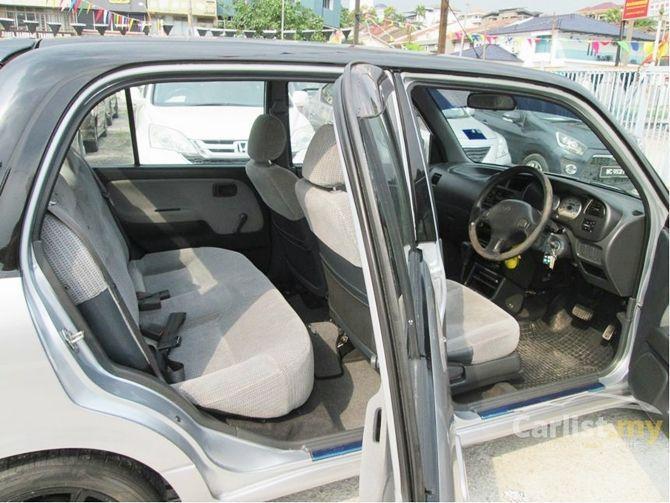 The Best First Car Perodua Kelisa Buying Guide Interior
