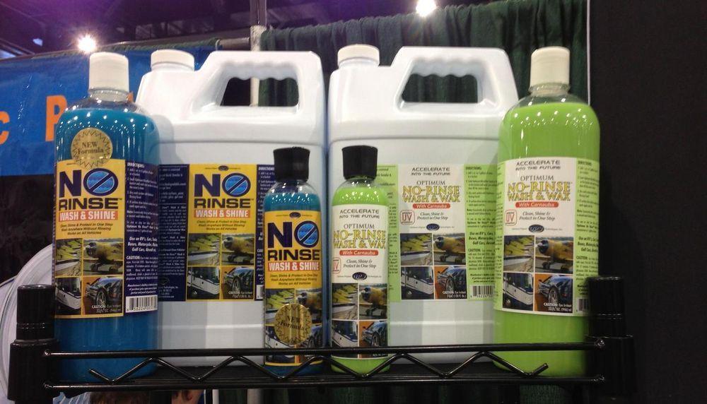 Optimum No Rinse Product Line