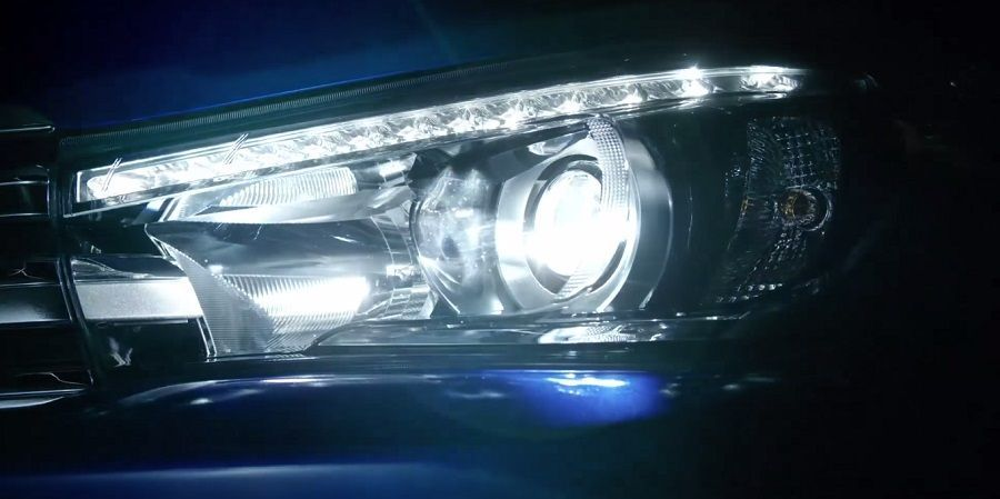 DIY Projects During Lockdown headlamps restoration