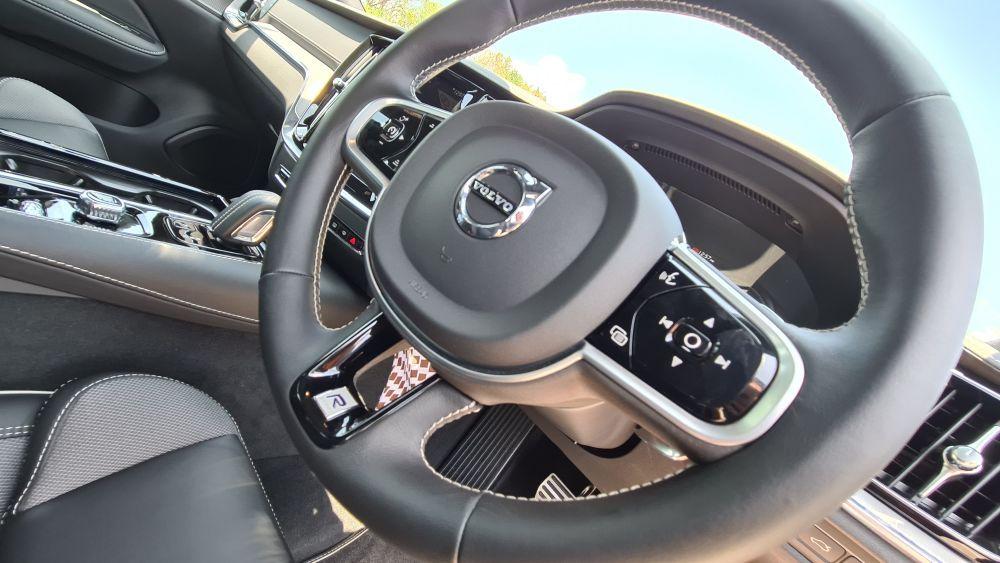 Volvo S60 R-Design Steering Wheel