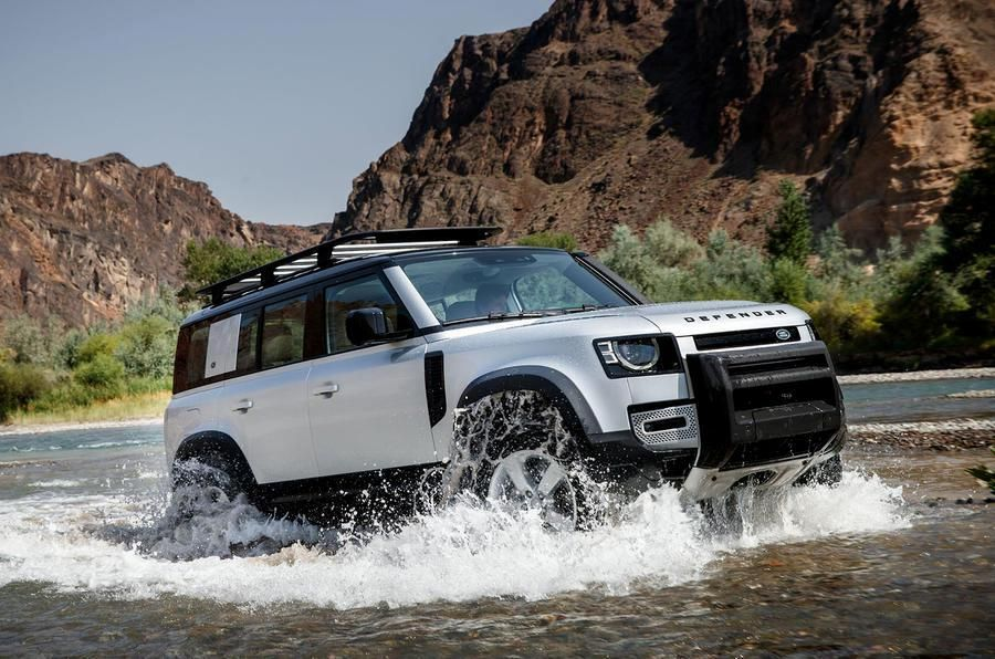Land rover Defendere