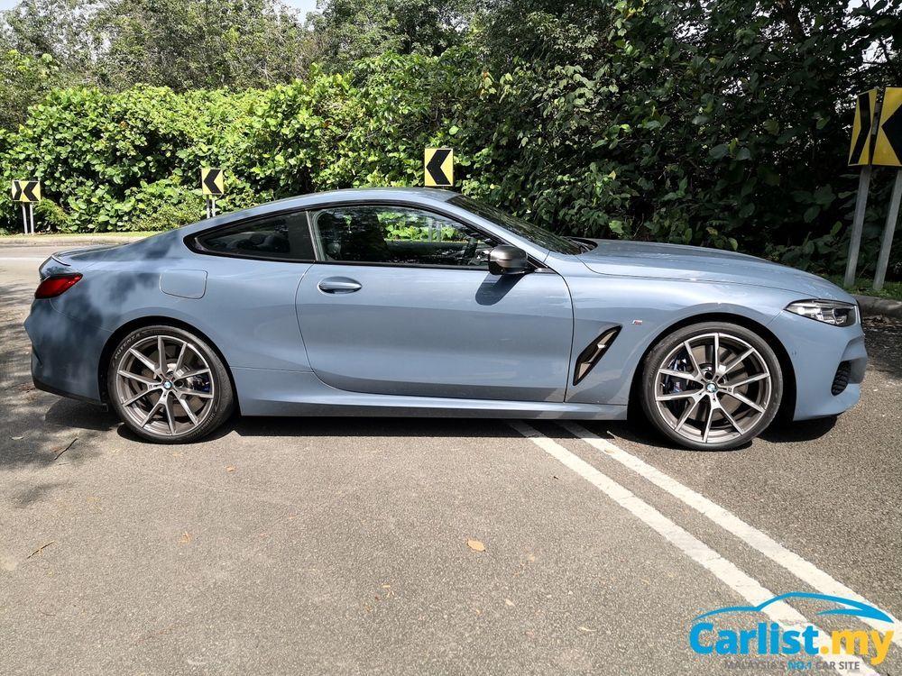 2021 BMW M850i